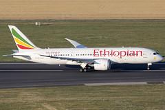 Ethiopian Airlines Boeing 787-8 ET-ATK (c/n 34498) (Manfred Saitz) Tags: vienna airport schwechat vie loww flughafen wien ethiopian airlines boeing 7878 b788 788 etatk etreg