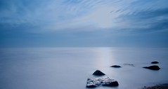 Cyanicity (redmanian) Tags: longexposure leebigstopper seascape sussex ianredman