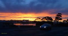 Sunset, Devonport, Tasmania (1) (margaretpaul) Tags: sunset devonport tasmania