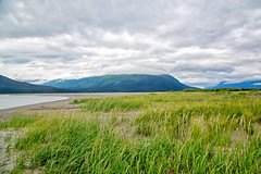 Along the Turnagain Arm (John Stankovich) Tags: anchorage alaska turnagain turnagainarm water rain inlet usa cold scenic tide