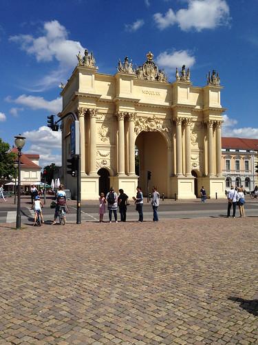 Brandenburg Gate, Potsdam