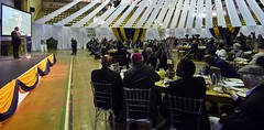 Deputy President Cyril Ramaphosa addresses Nelson Mandela University name launch (GovernmentZA) Tags: ramaphosa mandela nelsonmandelauniversitynamelaunch nelsonmandelametrouniversity
