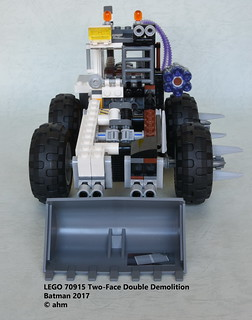 LEGO 70915 Two-Face Double Demolition