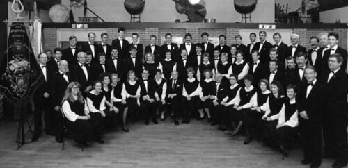 Koninklijke Harmonie Orpheus in 1988