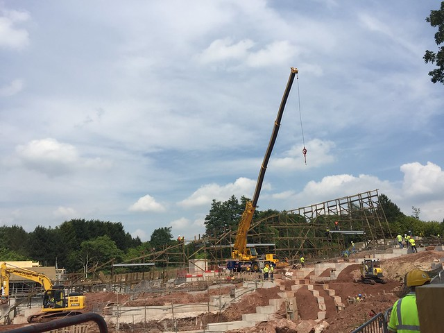 SW8 Construction Site 6th July 2017
