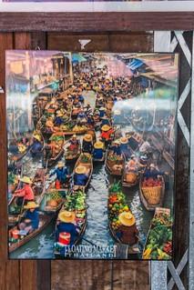 marche fottant damnoen saduak - thailande 22