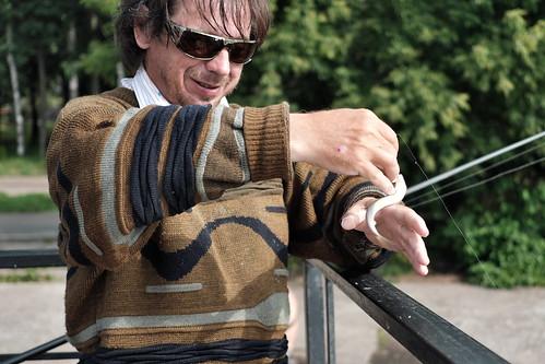 rybak Igor fisherman izhevsk prud DSCF0109 Dmitri Bender Flickr