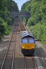66433, Sutton Park (JH Stokes) Tags: 66433 class66 directrailservices drs freightlocomotive freighttrains suttoncoldfield suttonpark westmidlands birmingham diesellocomotives trains trainspotting tracks railways photography