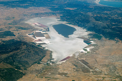 Lake Acigol (Chris Brady 737) Tags: acıgöl lake turkey aerial salt saltlake sulfate springs sodium çardak