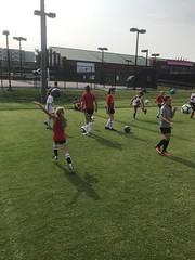 IMG_9818.JPG (lynnstadium) Tags: uofl louisville soccer girls success win winners ball goal teaching learning camp cardinal spirit l1c4 lynn stadium