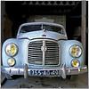 Hotchkiss Grégoire (pom.angers) Tags: 100 angers 49 maineetloire paysdelaloire france europeanunion car vintagecar hotchkissgrégoire panasonicdmctz3 february 2009 150 200 300 5000