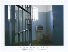 postcard - Robben Island 4 (Jassy-50) Tags: postcard robbenisland capetown southafrica nelsonmandela prison island apartheid unescoworldheritagesite unescoworldheritage unesco worldheritagesite worldheritage whs cell oddshaped