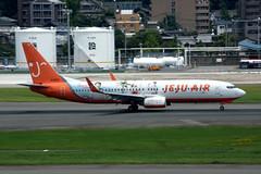 Jeju Air HL8033 (Howard_Pulling) Tags: fukuoka airport fuk fukairport japan japanese howardpulling