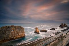 21072017-12.jpg (intxaur) Tags: rocas nubes agua santander cantabria longexposure largaexposición landscape mar color tokina canon amanecer loshurros paisaje