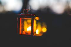 • Laterne • (FizzGE) Tags: abenddämmerung abendlicht bokeh kerzenlicht nachtaufnahme nicolesymatte nicolesypreset candlelight eveninglight gloaming nightphotograph laterne lantern altleiningen rheinlandpfalz deutschland