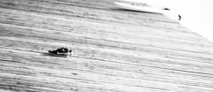 Gone (Traveller_40) Tags: anlegestelle bw blackwhite blackandwhite holz monochrome nb noirblanc noiretblanc oberschleisheim regattastrecke rowingboat ruderboot schuhe schwarzweis sportschuhe wasser wood biancoenero blancoynegro monocromático pretoebranco sportshoes water 单色 白黒 nike