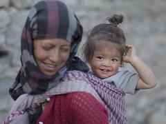 Ladakhi kid