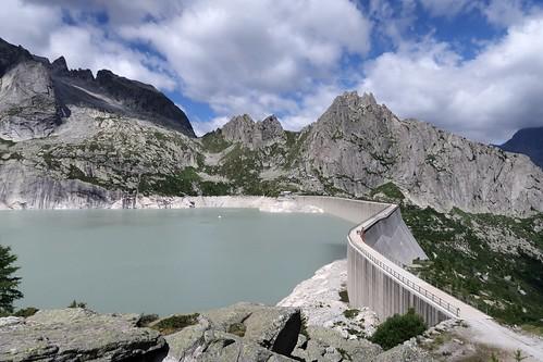 Pranzaira Albigna - Dam