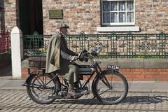 commuter (Cranswick852) Tags: 4002 beamish openairmuseum transport canon canon5d canon5dmk3 canon5dmkiii ef2470mmf28liiusm motorbikes motorcycle