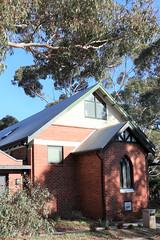 Eden Hills Anglican hall (aquilareen) Tags: edenhills anglican hall