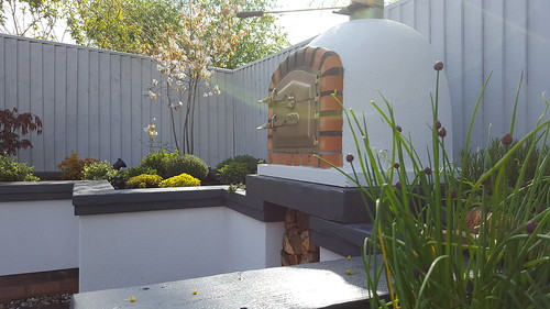 Bramhall Landscape Design and Construction - Patios and Pizza Image 1