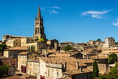 Views from La Tour du Roy (acruz0301) Tags: france saintémilion belltower