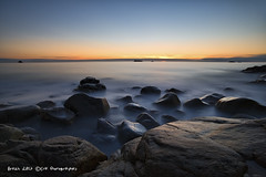 Ploumguer (erikphotographies) Tags: longtime longexposure poselongue coucherdesoleil sunset bretagne brittany sea mer nisi nd1000 canon 5dmk3 5diii 1740l