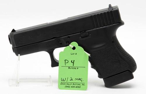 Glock 30 - Gen. 3 - .45 Caliber Semi-Automatic Pistol ($504.00)