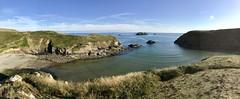 Pembrokeshire Coast (chrisjwarrington) Tags: coast pembrokeshire landscape wales walking