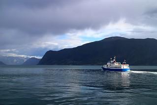 Farvel! Bye, Epos! Leikanger, Norway  / ¡Adiós Epos! Leikanger, Noruega