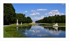 Schloss und Park Nymphenburg (München) (Harald52) Tags: nymphenburg schloss park sehenswürdigkeit urlaub wasser spiegelung
