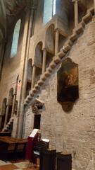 43.Scalinata interna alla Cattedrale di San Vigilio a Trento