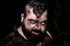 Zombie #6 (Strocchi) Tags: streetofundead 2017 savio dedalo labirinto undead flash 24105mm eos6d canon zombie cosplay