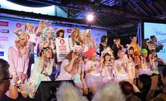 J-fashion show x Kurebayashi (pandorahoshii) Tags: jfashion hyper japan event fairykei popkei kawaii visualkei lolita kurebayashii harajuku fashion pastel decora