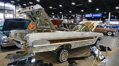Chevy Impala (bballchico) Tags: chevrolet impala lowrider eazyduzitccseattle carshow northwestrodarama