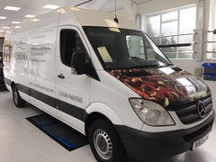 Concerto catering van wrap by creative fx car wrapping 2 (Creative FX www.fxuk.net) Tags: workwear embroidery embroidered design designer printedlogo logo print carwrap van wrap creative fx