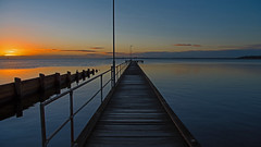 Morning Platform (Jeff_Warner) Tags: nikond810 nikon247028 geelong