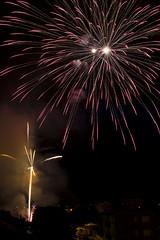 Fireworks - Bastille Day (yad.craby) Tags: fireworks feudartifice bastilleday 14juillet fêtenationale nationalday france houilles