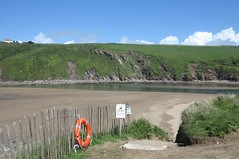 bantham53 (West Country Views) Tags: bantham sand devon scenery