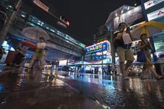 RAINY NIGHT (ajpscs) Tags: ajpscs japan nippon 日本 japanese 東京 tokyo city people ニコン nikon d750 tokyostreetphotography streetphotography street seasonchange summer natsu なつ 夏 2017 shitamachi nightshot tokyonight nightphotography rain ame 雨 雨の日 whenitrains 傘 anotherrain badweather whentheraincomes cityrain tokyorain citylights tokyoinsomnia nightview lights dayfadesandnightcomesalive afterdark urbannight alley othersideoftokyo strangers tokyoalley attheendoftheday urban walksoflife 白&黒 izakaya salaryman onefortheroad streetoftokyo tokyoite wetnight rainynight akihabarastation