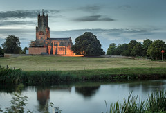 Fotheringhay Castle (rodbeech) Tags: scenery landscapes instanature landscapelovers hiking mountain outdoors instanaturelover scenic hike peak summit wilderness natureseekers natureporn iclandscapes trees water castle chateau medieval castillo castles castello river bridge