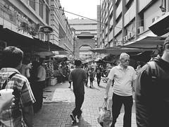 Passer Baroe Batavia (Jakarta) (Hafidh Luthfi) Tags: jakarta city street photography blackandwhite pasar baru