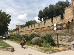 . A little trip to Avignon to drop off the ex-Beijinger (me not... (Total TaiTai) Tags: cjfrance2017 celineinprovence2017 provence avignon