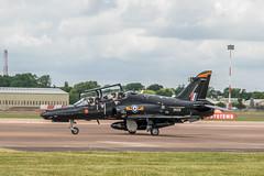 Hawker Siddeley Hawk T.2, ZK021, RIAT 2017, RAF Fairford, 20170713 (georgeland675) Tags: fastjettrainer militaryjet