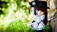 Light~ (MintyP.) Tags: pullip doll groove poupée merl elwyna custo eyes light photography sony nex 6 mintyp minty outfit stica obitsu s