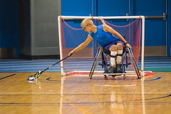 Lacrosse @ Mary Free Bed Wheelchair Sports Camp 2017 (mfbrehab) Tags: mary free bed mfb wheelchair adaptive sports rehab rehabilitation hospital kids camp 2017 grand rapids mi michigan usa gosh valley state university lacrosse