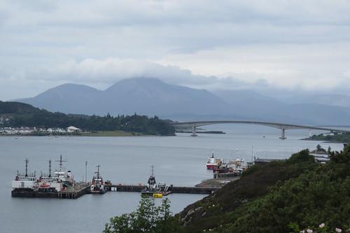 The Skye Bridge at Kyle of Lochalsh