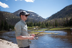 Colorado_20170603_74_5.jpg (Austin Irwin Moore) Tags: colorado fishing bw flyfishing fly mountains forest lake