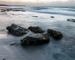 Rocky Seascape (droy0521) Tags: mexico westerncaribbean summer beach landscape travel waves colorado outdoors ocean sunrise puertomorelos places rocks quintanaroo mx