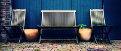Have a seat (Wijnand Kroes Photography) Tags: wood vintage bench old